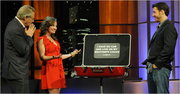 """""""Baggage: On The Road"""" Coming To GSN In 2015"""