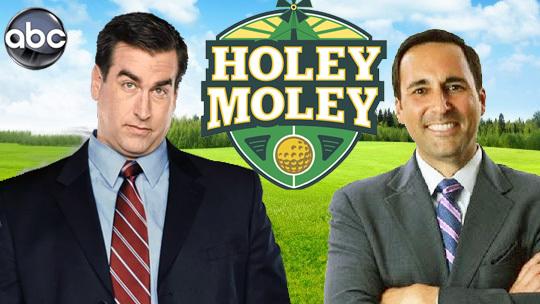 "ABC Picks Up Extreme Mini Golf Game ""Holey Moley"""